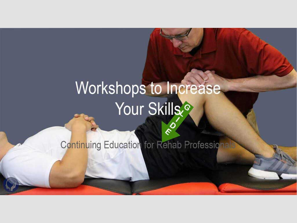 Rehab Learning Center Upcoming Physical Therapy Workshops