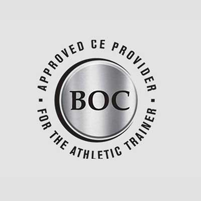 Athletic Trainer BOC certification