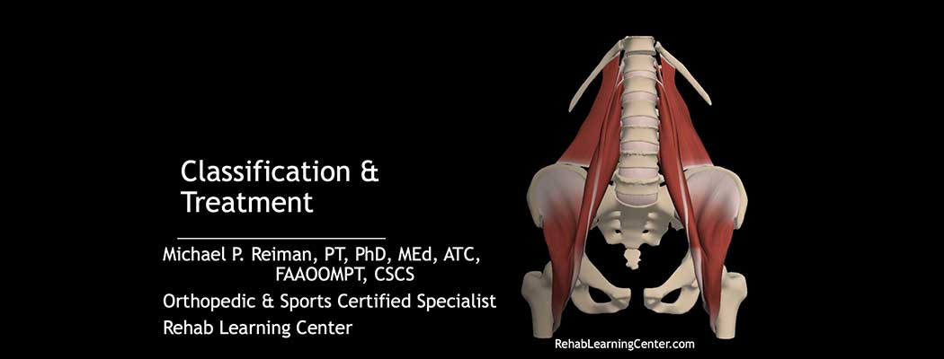 Hip Evaluation and Rehab – Online Course